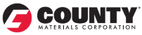 County Materials Corp. Logo
